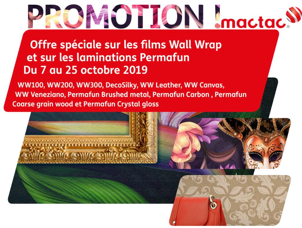 Promo Mactac